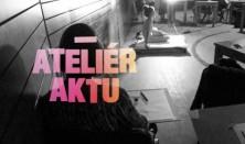 Ateliér AKTU so študentkou umenia