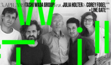 Tashi Wada Group feat. Julia Holter & Corey Fogel (US), Line Gate (SK)