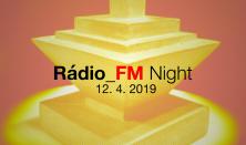 Rádio_FM Night: Tata Bojs / Veneer / Tasun / Mizzi