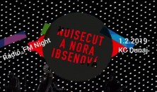 Rádio_FM Night: Noisecut / Low Key / Mizzi / Galagha