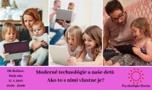 Moderné technológie a naše deti: Ako to s nimi vlastne je?