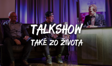 Talkshow Také zo života s Tomášom Hudákom