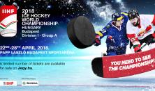 Majstrovstvá sveta v ľadovom hokeji 2018 – I. divízia, skupina A