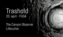 Trashold 20.4.1972 The Canyon Observer - Lifecutter - PSTMN